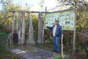 Monitoring Visit 10 12102017 WWF Katya Kurakina37 300x200 - Un an de activitate a proiectului ce vizează sturionii – O vizită de monitorizare în Ucraina