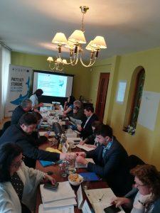 Round Table Stakeholders meeting 17.04.2018 c WWF Romania 11 225x300 - A doua întâlnire a Comitetului Consultativ