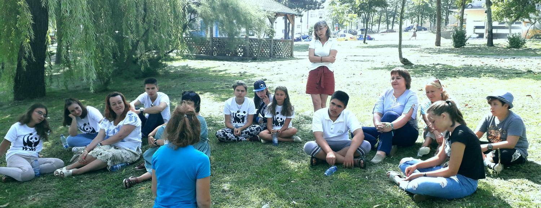 Academia Tineri Activi pentru Dunăre și Sturioni – Anul II