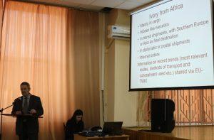 Pol 300x197 - WWF Ucraina a susținut sesiuni de instruire cu autoritățile privind combaterea comerțului ilegal cu sturioni sălbatici
